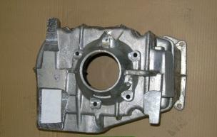 Картер ГАЗ-3310, 3309, 3308, 3307 КПП 5-ст. задний 3309-1701016-01.