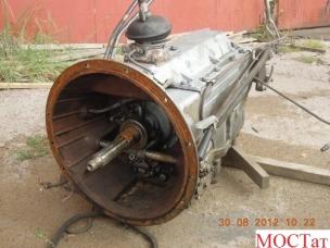 Коробка переключения передач УРАЛ-375 375-1700010