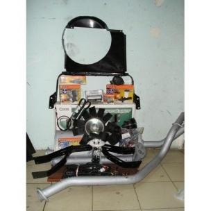 Комплект для замены двигателя 4216 евро 4 на 40524 евро 2
