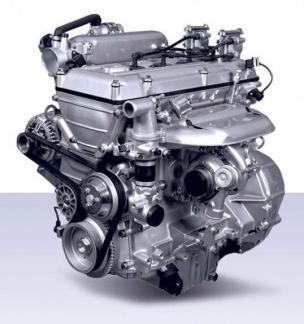 ЗМЗ-4062 для автомобилей ГАЗ-3110, 3102 и их модификации с ГУР и кондиционером, АИ-92, впрыск 4062.1000400-60