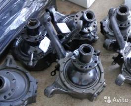 Кулак поворотный правый в сборе ГАЗ-66 66-2304010