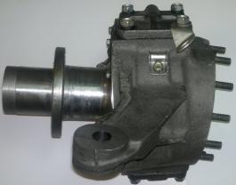 Кулак поворотный левый в сборе ГАЗ-66 66 6602-2304011