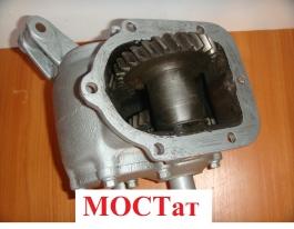 Коробка отбора мощности /под лебедку/ выход вала назад (4-х КПП) ГАЗ-66, 3308