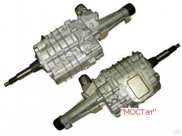 КПП ГАЗ-33027 полноприводная 33027-1700010