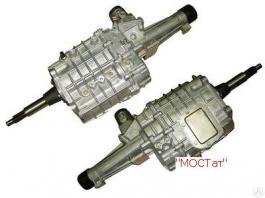 КПП Газ-2217 2217 4х4 полный привод