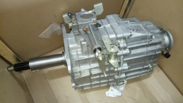Коробка передач ПАЗ Вектор Next с двигателем ЯМЗ-534. C40R13-1700010-01