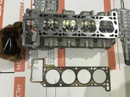 Головка блока цилиндров ЗМЗ 409 PRO с прокладкой и крепежом трёхопорная Евро 5