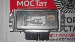 Блок управления на Газ-3302 (Бизнес). Микас 12,3. кат номер ЭБУ :42164.3763001. Под датчик.