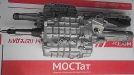Коробка переключения передач КПП ГАЗ-31105 крайслер.
