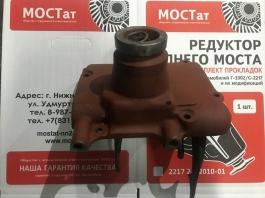 Механизм переключения передач ГАЗ-66.