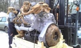 Двигатель урал 375.