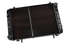 Радиатор охлаждения двигателя ГАЗ-3302 с/о 3-х ряд. с ухом