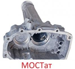 Картер ГАЗ-33027 КПП полноприводная 3302-1701014-01.