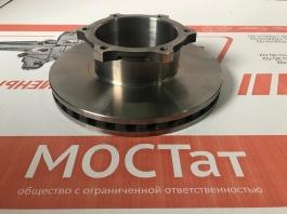 Диск тормозной ГАЗель Next A21R23.3501078