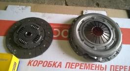 """Сцепление ГАЗ-3302 дв.ЗМЗ-402, 405, 406 """"KRAFT"""""""