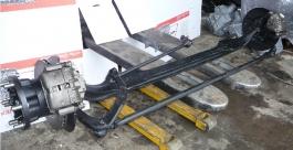 Передняя подвеска Газ-3302. Балка в сборе Газ-3302. 3302-3000012