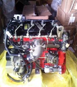 Двигатель Cummins 33106 модели ISF 3.8 евро 3 (ISF3.8s3154,  isf3.8s3168, ISF3.8s3141)