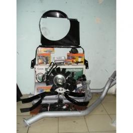 Комплект для замены двигателя 4216 евро 3 на 40522 евро 2
